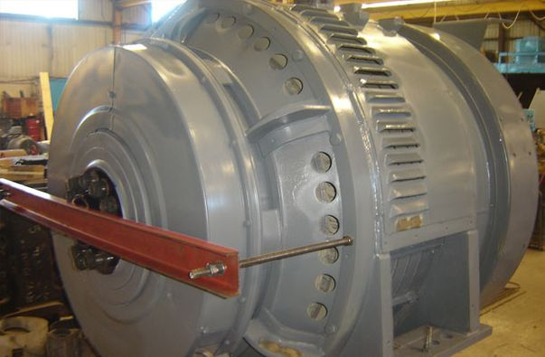 Overview of an electric motor